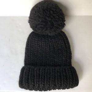 Eugenia Kim Pouf Ball Hat